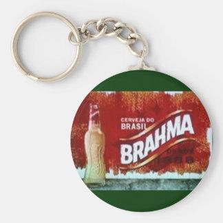 Brahma Keychain