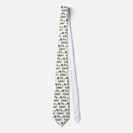 Brahma:  Light Neck Tie