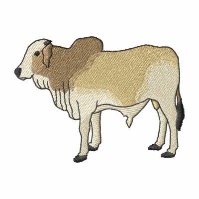 Brahman Bull Embroidered Polo Shirts