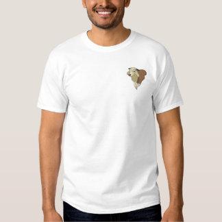 Brahman Bull Embroidered T-Shirt