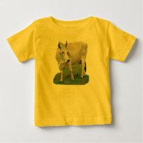 Brahman Cattle Baby T-Shirt