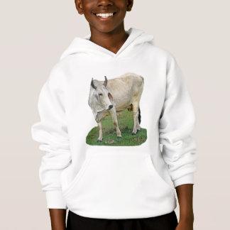 Brahman Cow Hoodie