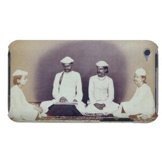 Brahmanes hindúes en Delhi, siglo XIX (foto de la  iPod Touch Carcasa
