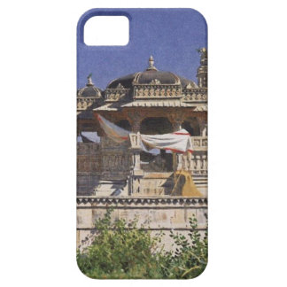 Brahminic temple in Adelnure by Vasily Vereshchagi iPhone SE/5/5s Case