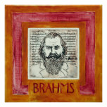BRAHMS (posters)