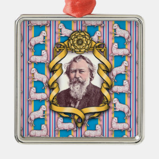 Brahms's Lullaby Christmas Tree Ornament