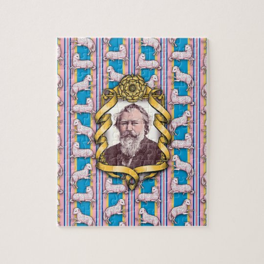 Brahms's Lullaby Jigsaw Puzzle