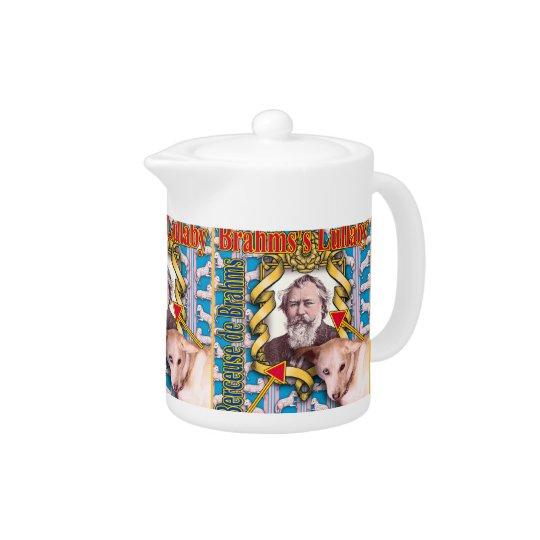 Brahms's Lullaby Teapot