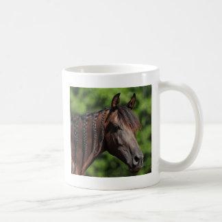 Braided Beauty Coffee Mug
