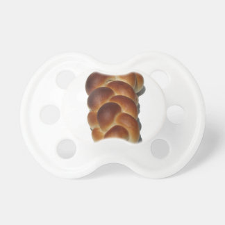 Braided Bread BooginHead Pacifier