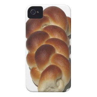 Braided Bread iPhone 4 Case-Mate Case