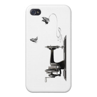 Braided-Butterfly iphone cases iPhone 4/4S Cases
