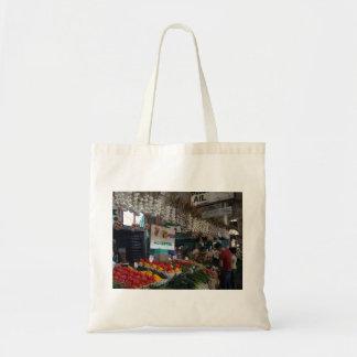Braided Garlic Tote Bag