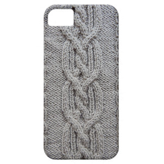 braided knit pattern iPhone SE/5/5s case