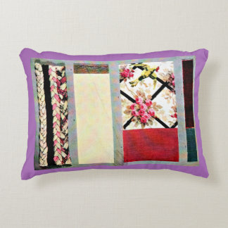 Braided Lavender Pillow