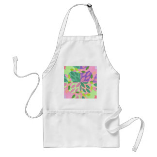 braided sisters adult apron