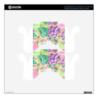 braided sisters PS3 controller skin