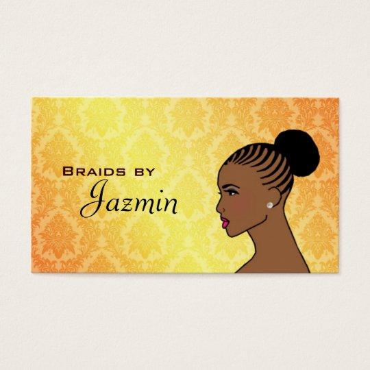 Braids Business Cards