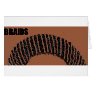 braids card