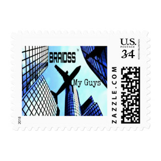 BRAIDSS My Guys Custom Stamps