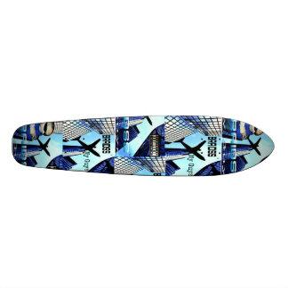 BRAIDSS My Guys Skateboard Deck