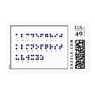 braille sello