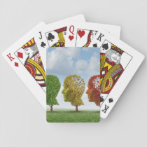 Brain Aging Playing Cards