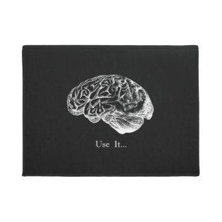 Brain Anatomy - Use It Doormat