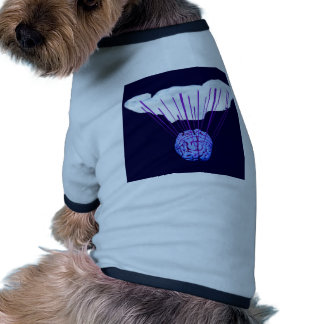 Brain and the Internet Cloud Pet Clothes