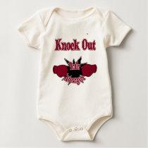 Brain Aneurysm Baby Bodysuit