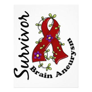 Brain Aneurysm Survivor 15 Flyer
