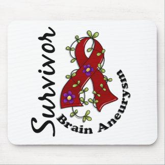 Brain Aneurysm Survivor 15 Mouse Pad