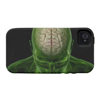 Brain Arteries iPhone 4/4S Case