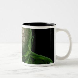 Brain Arteries Two-Tone Coffee Mug