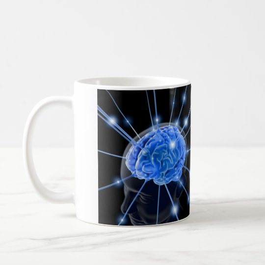 Brain Beams Mug