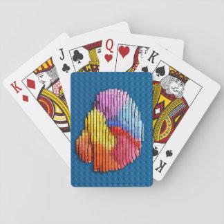 Brain Blocks Playing Cards