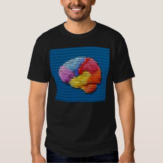 Brain Blocks T Shirt