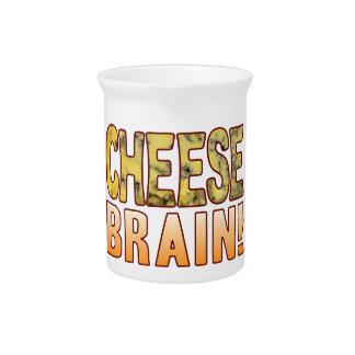 Brain Blue Cheese Drink Pitcher