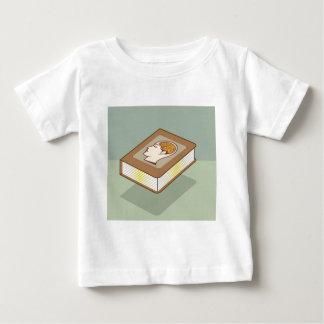 Brain book baby T-Shirt