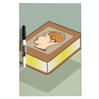 Brain book Dry-Erase board