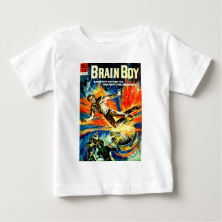 Brain Boy and the Time Machine Baby T-Shirt