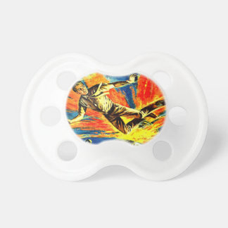 Brain Boy and the Time Machine Pacifier