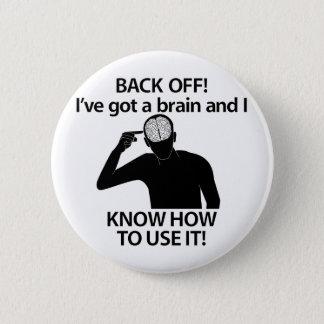 Brain - button