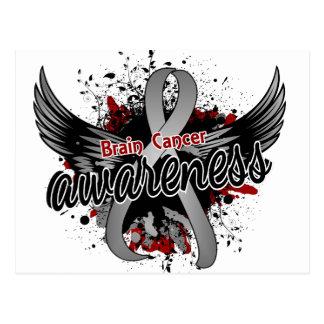 Brain Cancer Awareness 16 Postcard