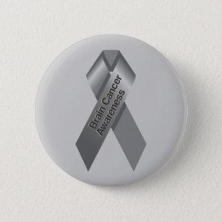 Brain Cancer Awareness Button