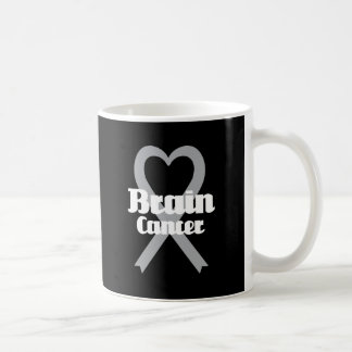 Brain Cancer Awareness Gift Coffee Mug