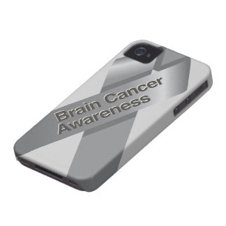 Brain Cancer Awareness iphone case
