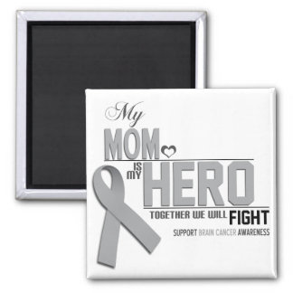 Brain Cancer Awareness: mom Magnet