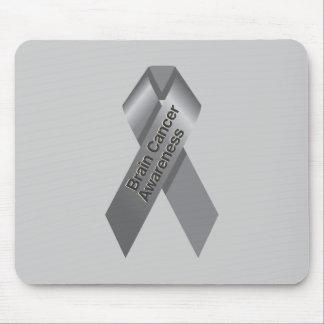 Brain Cancer Awareness Mousepad