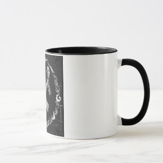 Brain Cancer Awareness Ribbons Mug